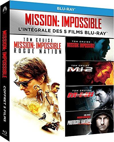 Mission: Impossible 5 Films (5 Blu-Ray) [Edizione...