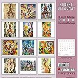 Robert Delaunay 2018: Kalender 2018 (Tushita Fine Arts)