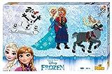 Hama 7913 - Geschenkpackung Frozen, ca. 6000 Bügelperlen und 3 Stiftplatten