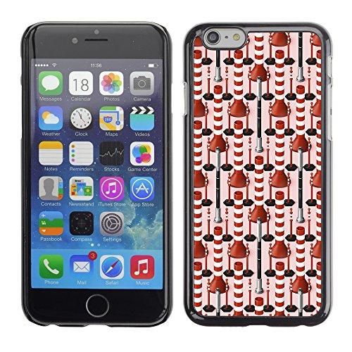 Graphic4You GLITCHY Muster Harte Hülle Case Tasche Schutzhülle für Apple iPhone 6 / 6S Design #5