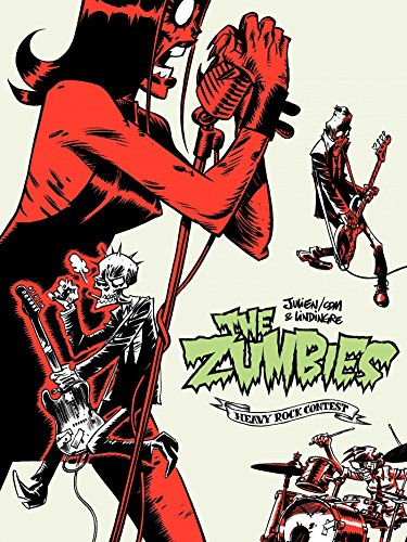 The Zumbies (Tome 2) - Heavy Rock Contest