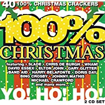 100% Christmas: 40 100% Christmas Crackers