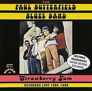 Strawberry Jam: RECORDED LIVE 1966-1968