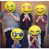 emoji luftballon Vergleich