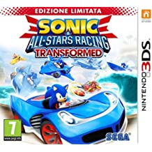 3DS SONIC & ALL-STARS RACING TRANSFORMED LIMITED EDITION (EU)