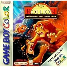 Disney - Le Roi Lion : La formidable aventure de Simba - Version française (FRA) Game Boy Color