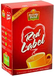 Brooke Bond Red Label Black Loose Tea, 200 gm