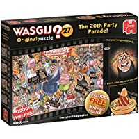 Wasgij 19151 Original 27 The 20th Anniversary Party Parade Jigsaw Puzzle (2 x 1000-Piece)