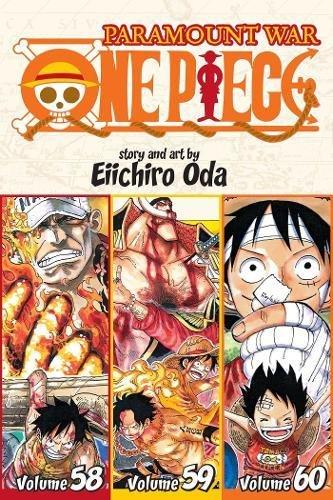One Piece (3-in-1 Edition), Vol. 20 (One Piece (Omnibus Edition)) por Eiichiro Oda