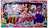 #2: Blossom Perfect Style Doll Fashion Set with Various Fashion Accessories & Dress Styles, Multi Color