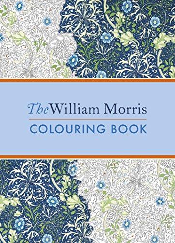 The William Morris Colouring Book (Artwork William Morris)
