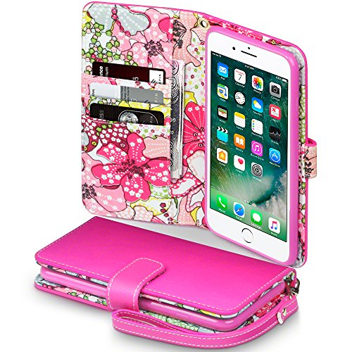 terrapin-premium-di-cuoio-del-raccoglitore-per-iphone-7-plus-cover-pelle-colore-rosa-giglio-floreale