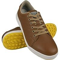 Zerimar Chaussures de Golf pour Hommes | Chaussures de Sport pour Hommes | Chaussures de Sport pour Hommes | Chaussure…