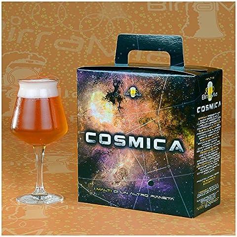 Malto per Birra IPA Mercurio 2,2 kg - Birramia Serie Cosmica - Ipa Birra