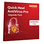 Quick Heal Antivirus Pro- Renewal Pack - 1 User, 3 Years (CD)