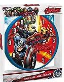 Kids Euroswan - Marvel MV16042 Reloj Pared Avengers