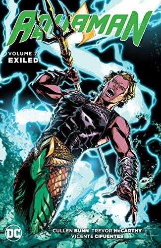 Aquaman Vol. 7: Exiled (Aquaman: the New 52!)