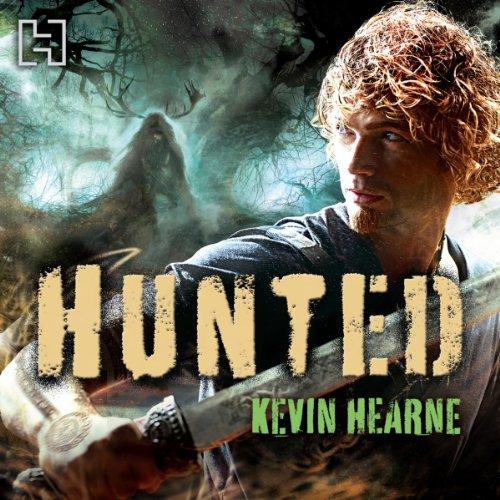 Buchseite und Rezensionen zu 'Hunted: The Iron Druid Chronicles, Book 6' von Kevin Hearne