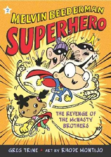 By Trine, Greg [ The Revenge of the McNasty Brothers (Melvin Beederman Superhero (Quality) #02) ] [ THE REVENGE OF THE MCNASTY BROTHERS (MELVIN BEEDERMAN SUPERHERO (QUALITY) #02) ] May - 2006 { Paperback }