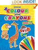 #8: Colour with Crayons - Part 5