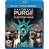 The Purge: Election Year (Blu-ray + Digital Download) [2016] UK-Import, Sprache-Englisch