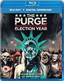 The Purge: Election Year (Blu-ray + Digital Download) [2016]