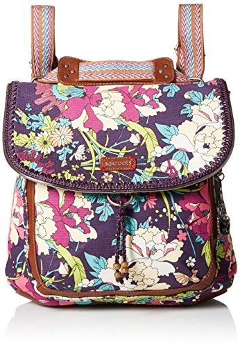 sakroots-artist-circle-convertible-fashion-backpack-violet-flower-power-one-size