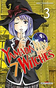 Yamada Kun & the 7 Witches Edition simple Tome 3