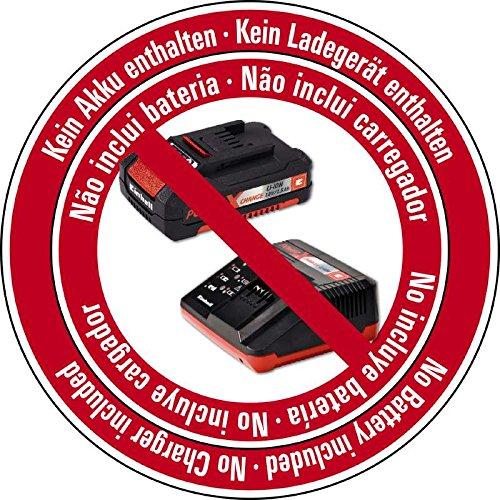 Einhell Akku Kettensäge GE-LC 18 Li Solo Power X-Change (Lithium Ionen, 18 V, 230 mm Schnittlänge, Oregon Kette und Qualitätsschwert, Kettenfangbolzen, ohne Akku und Ladegerät) - 11