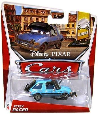 Disney Pixar Cars Petey Pacer (Lemons Series, 4/7) por Mattel