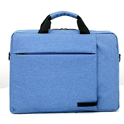 PANGOIE, 14-15 Zoll Laptop-Tasche, Männer Aktentasche Nylon