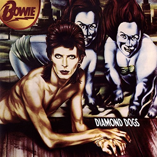 Diamond Dogs (2016 Remastered Version) [Vinyl LP]