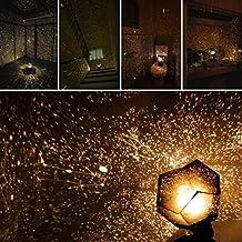 Schon TWIFER Celestial Star Cosmos Romantische Stern Nachtlichter  Projektor Nachtlampe Sternenhimmel Schlafzimmer Dekoration Beleuchtung  Gadget