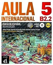 Aula Internacional 5. Nueva edicion. B2.2. Libro del alumno + CD (Spanish Edition) by Jaime Corpas (2015-01-01)