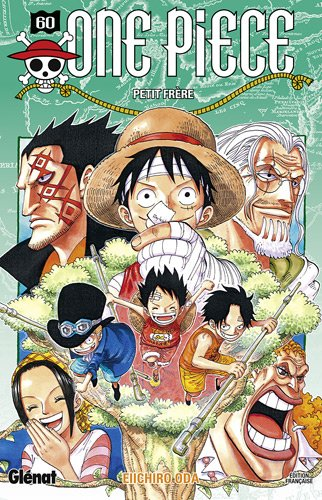 One Piece, tome 60 par ODA Eiichirô