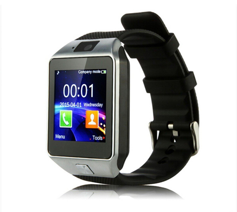 Reloj Inteligente con Cámara Tf/Ranura de Tarjeta Sim, Análisis de Sueño, Podómetro, Anti-Pérdida, Fitness Tracker… 2