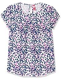 DJ&C By fbb Girls' Plain Regular Fit Shirt
