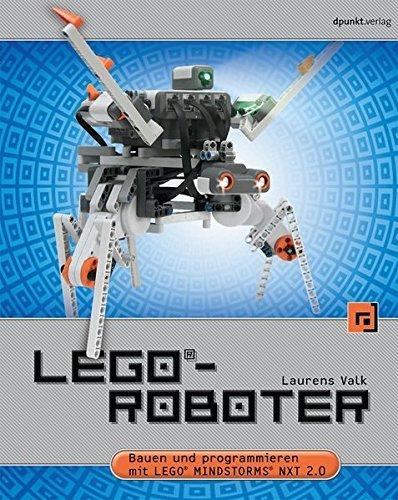 LEGO®-Roboter: Bauen und programmieren mit LEGO® MINDSTORMS® NXT 2.0 by Laurens Valk (2011-06-27)