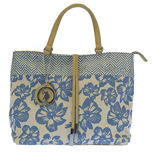 U.S.POLO ASSN. Handtasche 32-37x15x28 cm (Damen-handtaschen-polo)