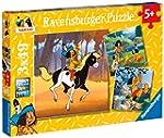 Ravensburger 09308 - Yakari Unterwegs...