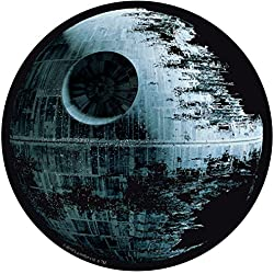 ABYstyle - Star Wars - Alfombrilla de raton - negro estrella