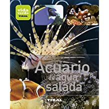 Acuario de agua salada / Saltwater aquarium (Spanish Edition) by VVAA (2012-