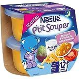 Nestlé p'tit souper douceur d'artichaut, petits macaronis 2x200g - ( Prix Unitaire ) - Envoi Rapide Et Soignée
