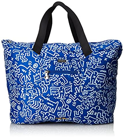 Samsonite Travel Accessoire Sac Shopping Pliable Keith Haring, 19 cm,