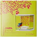 Marina Betta Aquarium Starter Kit, Girl Theme