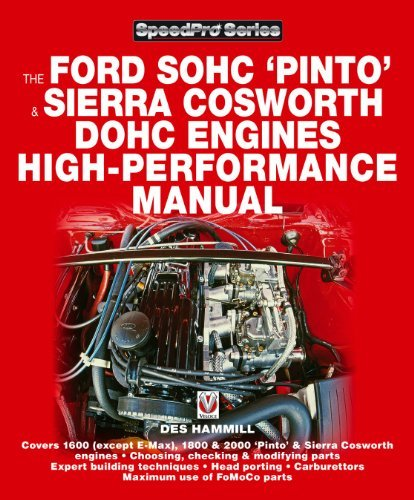 erra cosworth dohc engines high - performance manual by Des Hammill(2003-01-10) ()