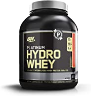 Optimum Nutrition Platinum Hydrowhey, SuperCharger Strawberry, 3.5Lb 4/Cs