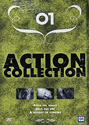 Action collection - After the sunset + Solo 2 ore + A history of violence [3 DVDs] [IT Import]