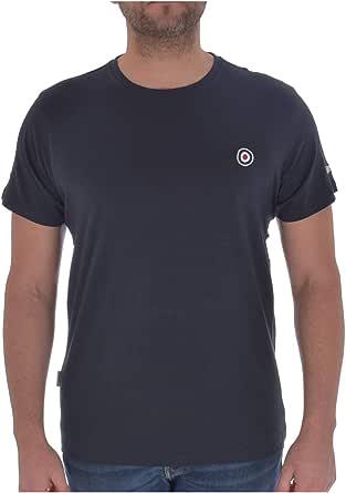 Lambretta Mens Core Target Short Sleeve T-Shirt - Navy - XL