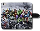 Marvel Funny Cool Superman Flash Hulk Deadpool Wolverine Batman Iron Man Captain...